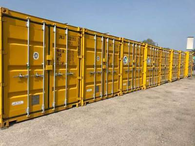 Storage Units Self Storage 20Ft 40Ft Container Rentals From £3 Per Day Ng20 8Ss