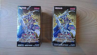 KONAMI Yu-Gi-Oh Duelist Pack Rivals of the Pharaoh 36x Booster 1. Auflage!