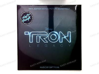 Daft Punk TRON: Legacy (Soundtrack) Europe 2LP 2011 FOC Nbd Edition Sealed! //1
