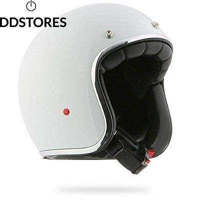 Stormer Pearl Casque Jet Blanc XL