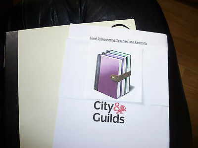 City & Guilds Supporting Teaching and Learning  Level 3 Coursework