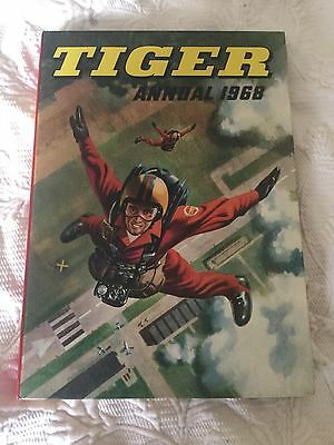 Tiger Annual Book 1968 Very Good Condition