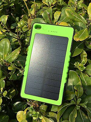 20 Pieces of 8000mAh Portable Power Bank  Solar Charger Wholesale Price