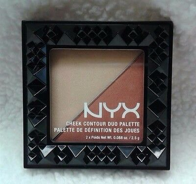 NEW!! NYX Cheek Contour Duo Palette 03