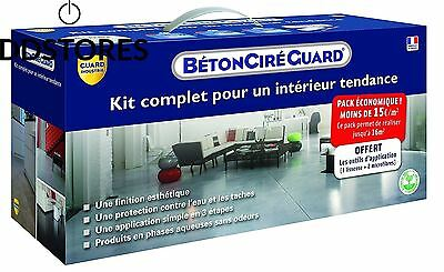 Guard Industrie Kit Béton Ciré Gris