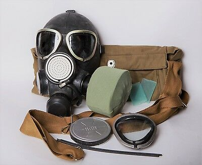 GP-7VM Russian Soviet Civilian Gas Mask PMK -2 Army Military Full set all sizes