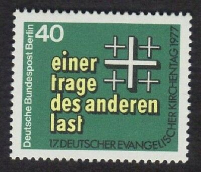 Germany Berlin 1977 Postage Stamp #9N407 Mint NH