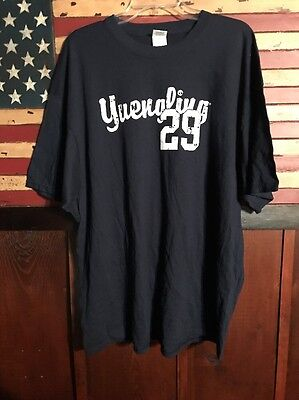New**yuengling Brewery Shirt , Mens Xxl, Navy Blue, Big Man, Beer Since 1829