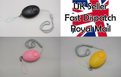 New Approved Personal Staff Panic Rape Attack Safety Security Alarm