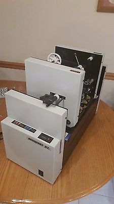 Accufast KT2 Twin Wafer Tabber sealer use inline or with a feeder