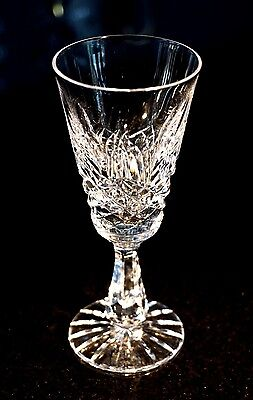 Beautiful Waterford Crystal Kenmare Sherry Glass