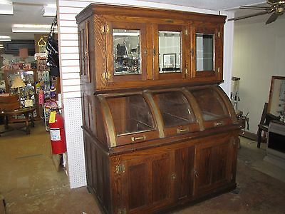 Antique McCray Ice Box Refrigerator