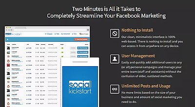 Post unlimited contents to your Social Media | Facebook,Twitter,Linkedin