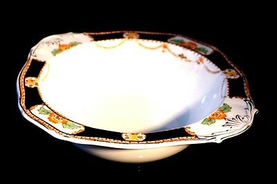 Beautiful Alfred Meakin Caledonia Decor 1933 Serving Bowl