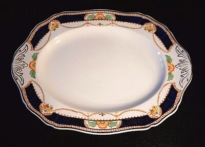Beautiful Alfred Meakin Caledonia Decor 1933 Platter