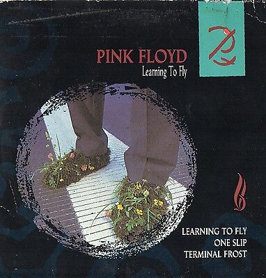 Pink Floyd - Learning To Fly (CD Single) emi  Italy 1987