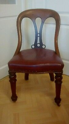 Antique dining chairs (2)