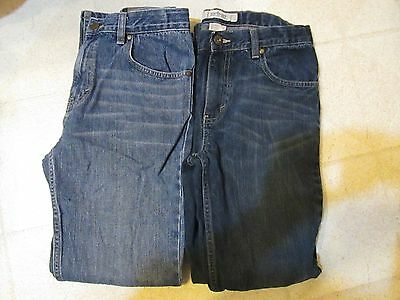 2 Pairs of Boys Jeans Lot Size 16 Regular Urban Pipe Line