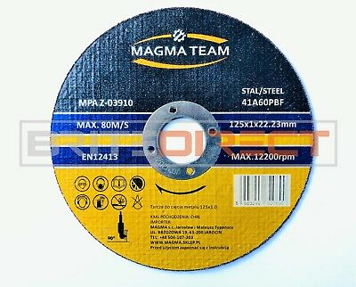 """HIGH QUALITY Cutting disc wheel 115mm 4.5"""" 125mm 5"""" 230 9"""" Best  Stainless steel"""