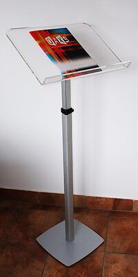 DAXS Telescopic Lectern / Pulpit for school, church or seminar room