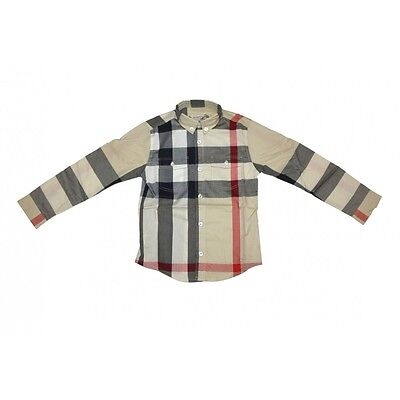 Burberry Camicia Bimbo Junior Burberry