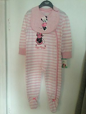 12-18 Months Minnie Mouse Suit New
