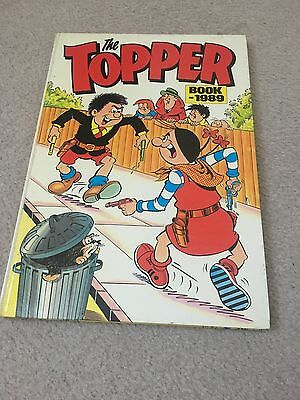 The Topper Book 1989 Annual - Great Condition