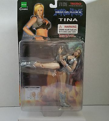 Epoch Tecmo 2000 Dead or Alive 2 Tina Series Lineup 1/10th Scale Mint