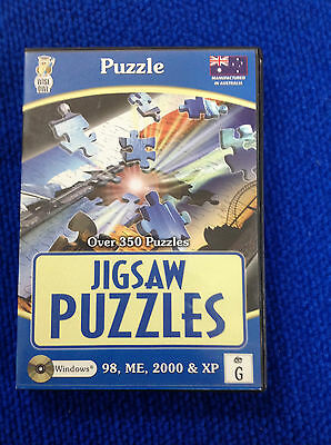 Jigsaw Puzzles  On Cd   In V/g/c