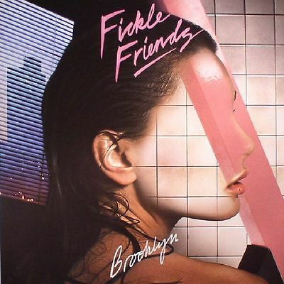 """FICKLE FRIENDS - Brooklyn/Cry Baby (Record Store Day 2017) - Vinyl (12"""")"""