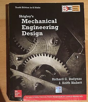 Shigleys Mechanical Engineering Design 10th Edition Pdf
