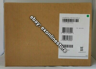 QZ704AA - HP Graphical POS Pole Display HPE Brand NEW