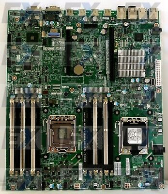 00Y7538 - NEW System Board Lenovo x3530 M4 / x3630 M4 (Support Intel E5-2600 v2)