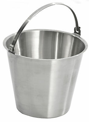 13ltr Stainless Steel Ice Bucket, Wine, Beer, Milk and Champagne Bucket