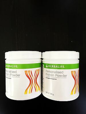 2 Bottles Herbalife Personal Protein Powder (PPP) 240g 100% Australian Products