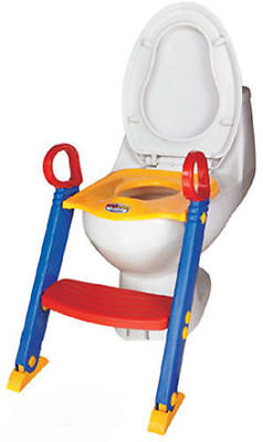 New Uk Baby Toddler Safety Potty Training Ladder Toilet Seat Step On Seat