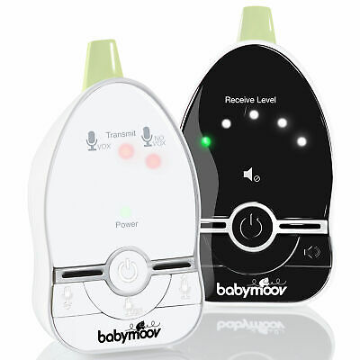 Babymoov Bedtime Easy Care Digital Baby Monitor & Nightlight With 500m Range