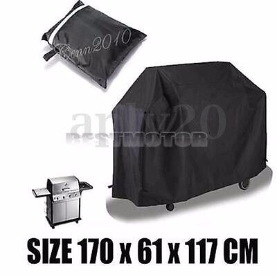 BBQ Cover 4 5 6 Burner Waterproof Outdoor Gas Charcoal Barbecue Grill Protector