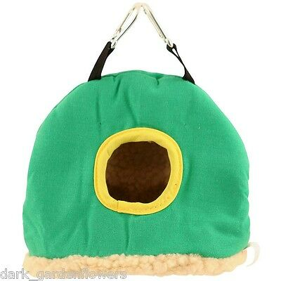 Snuggle Sack Hideaway Parrots Small Budgies Canaries Finch