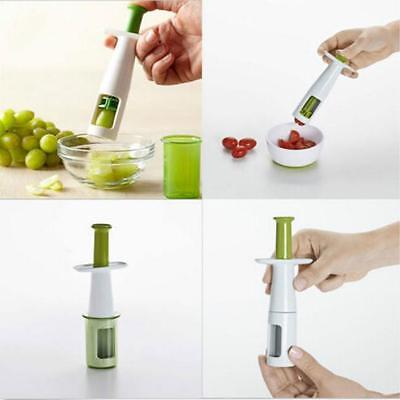 New Good Grips Grape Tomato and Cherry Slicer Kitchen Vegetable Fruit Cutter LA