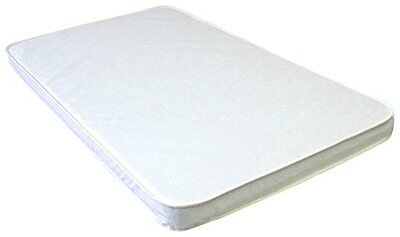 Portable Baby Mattress Bed Compact Crib Nursery Furniture 2 Inch Toddler Mini