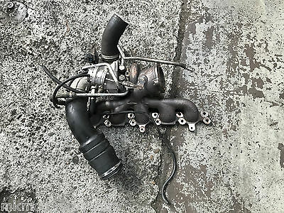 Ford Focus St 2.5T Turbo Charger  53049700033