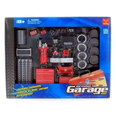 Repair Garage Set. Hobby Gear. Shipping Included
