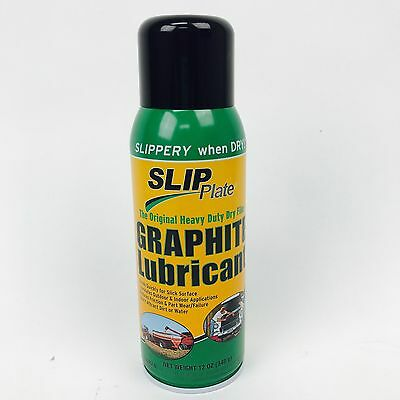 Slip Plate 33203G Graphite Lubricant, Dry Film Lube