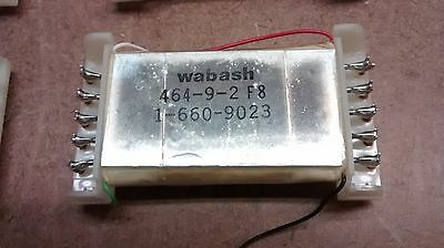 *new* Wabash 464-9-2 Reed Relay 1-660-9023 - 30 Day Warranty*