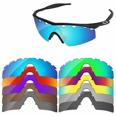 PapaViva Polarized Replacement Lenses For-Oakley M Frame Strike Vented -Options