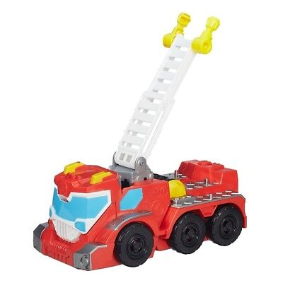 Playskool Heroes Robot Elite Rescue Heatwave Figure. Transformers