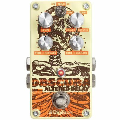 DigiTech Obscura Altered Delay Gutiar Effects FX Pedal