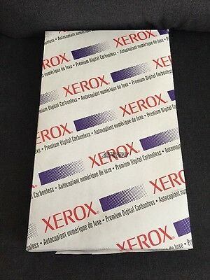 Xerox 3R12382 Digital Carbonless Paper 3 Part Precollated 8 1/2 X 14  501 Sheets