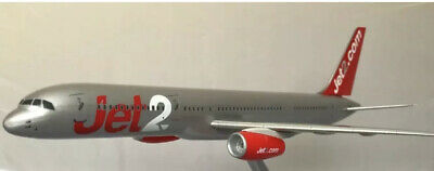Jet2 KLM EASYJET BOEING AIRBUS JET Airliner Aircraft Model Scale Snap Fit  BNIB